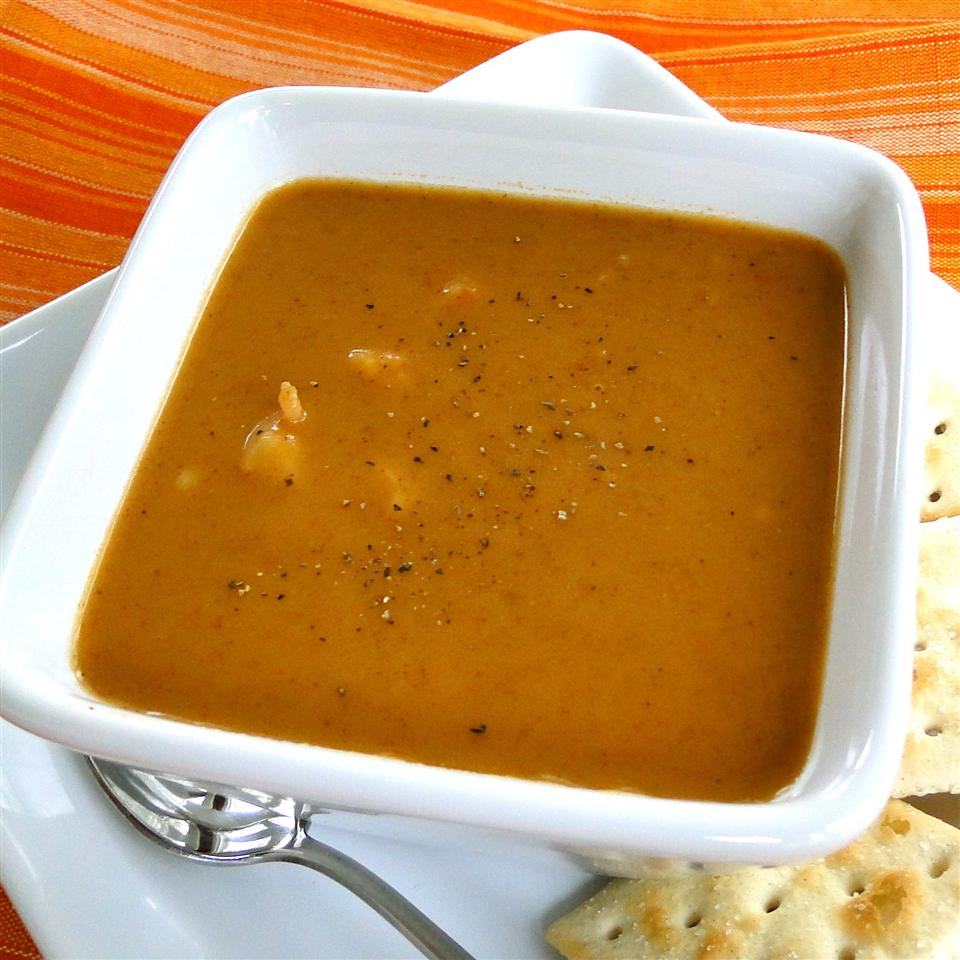 Shrimp Bisque II SHORECOOK