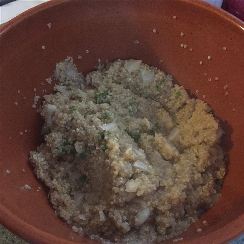 Quinoa Side Dish Noreen