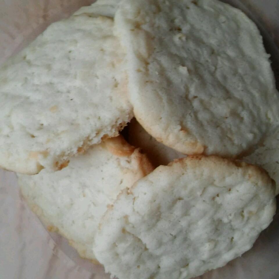 Donna's Coconut Almond Cookies Alex L