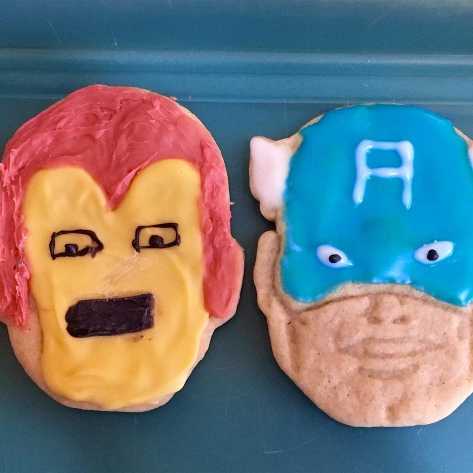 German Cut-Out Cookies