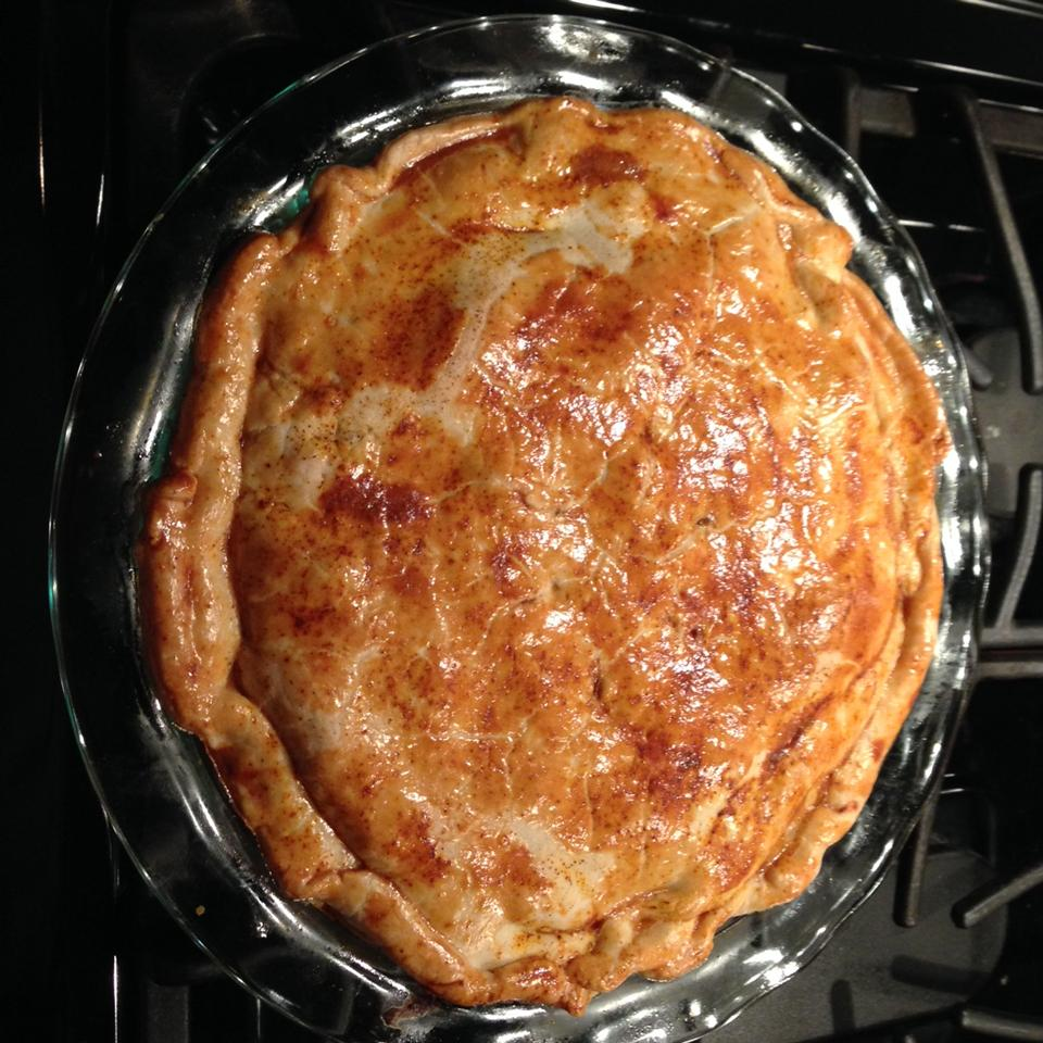 Meat Pie (Tourtiere) tvrose