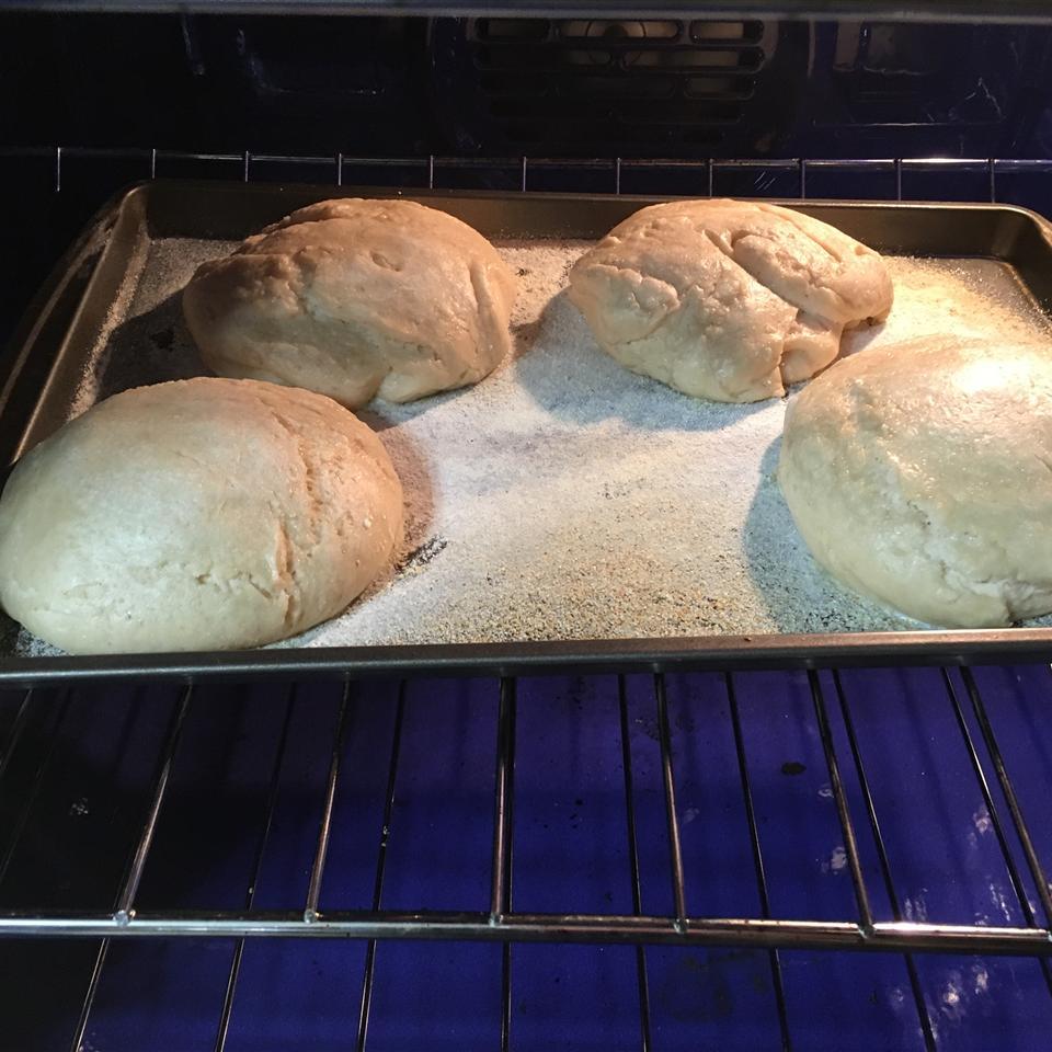 Italian Bread Bowls
