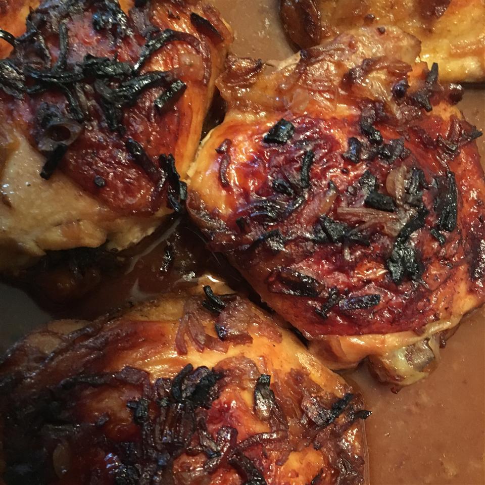 Bev's Orange Chicken