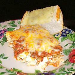 Easy Lasagna I Night Owl