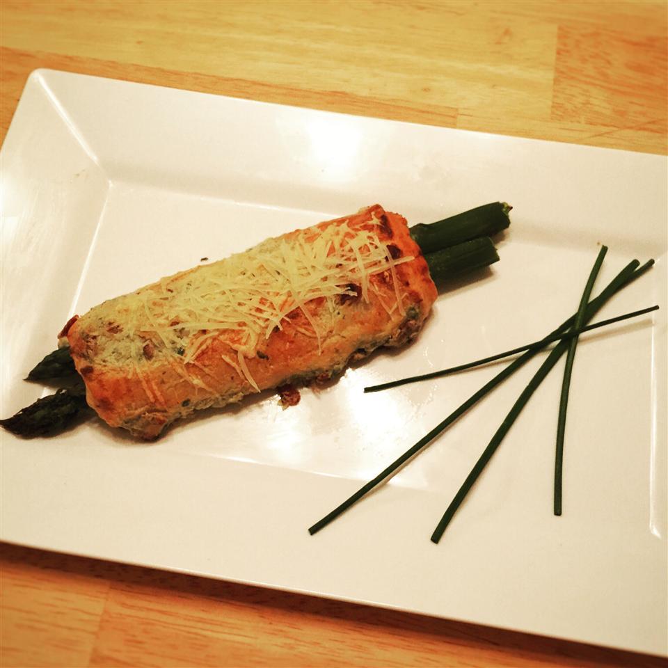 Asparagus Roll Ups Damon Matacchiera
