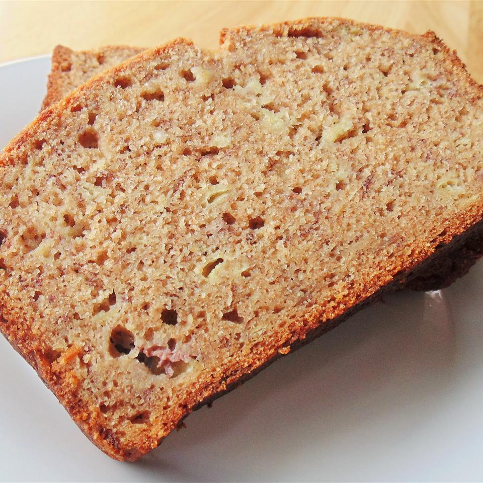 Honey-Spice Whole Wheat Banana Bread