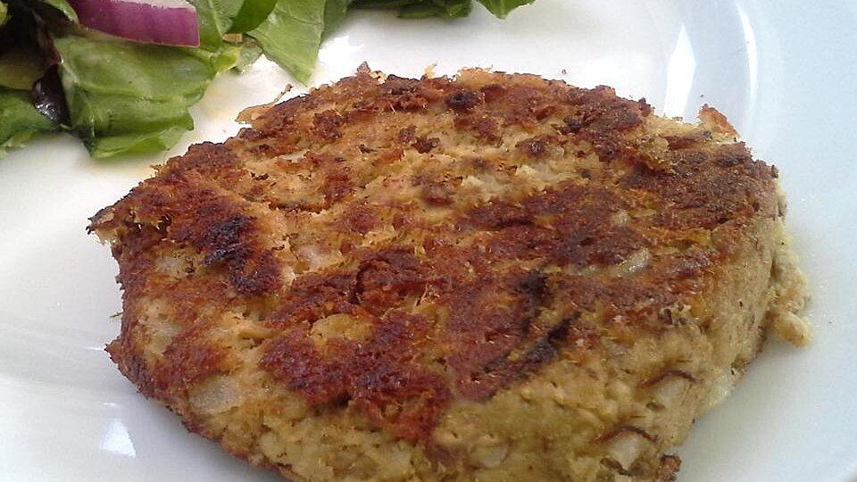 Spicy Tuna Fish Cakes