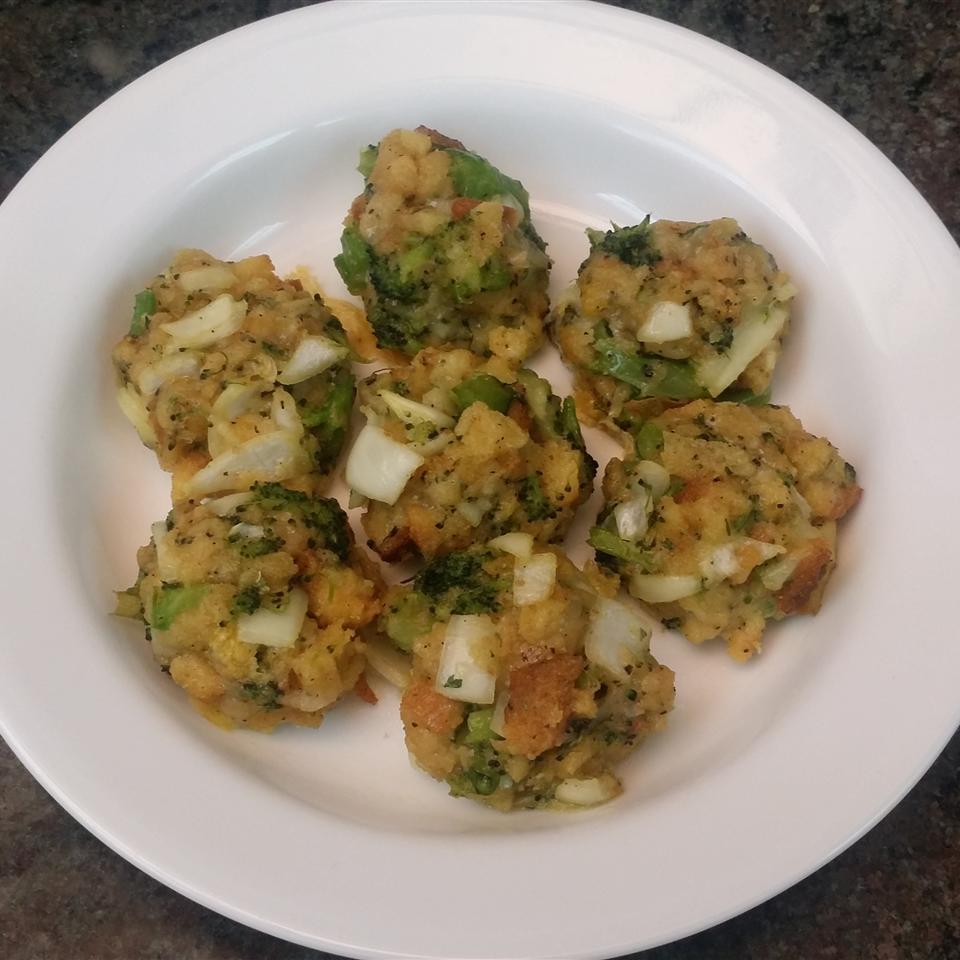 Parmesan Broccoli Balls missu