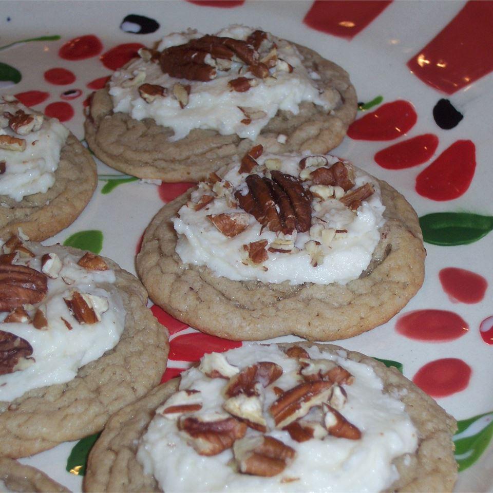 Brown Butter Cookies Kelly