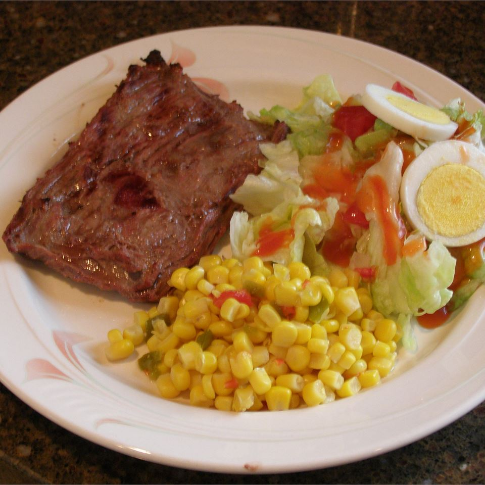 Grilled or Fried Skirt Steak Marty Anderson