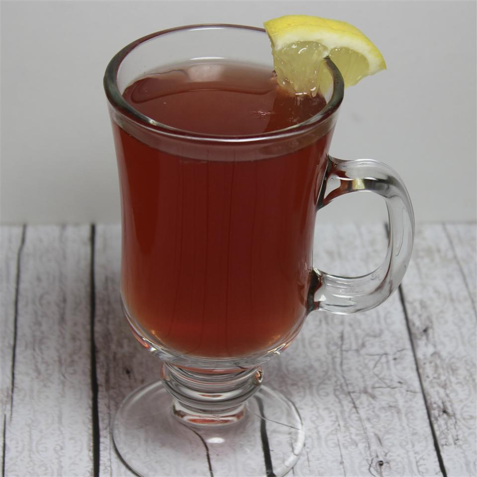 Cherry Ginger Infused Tea Paula