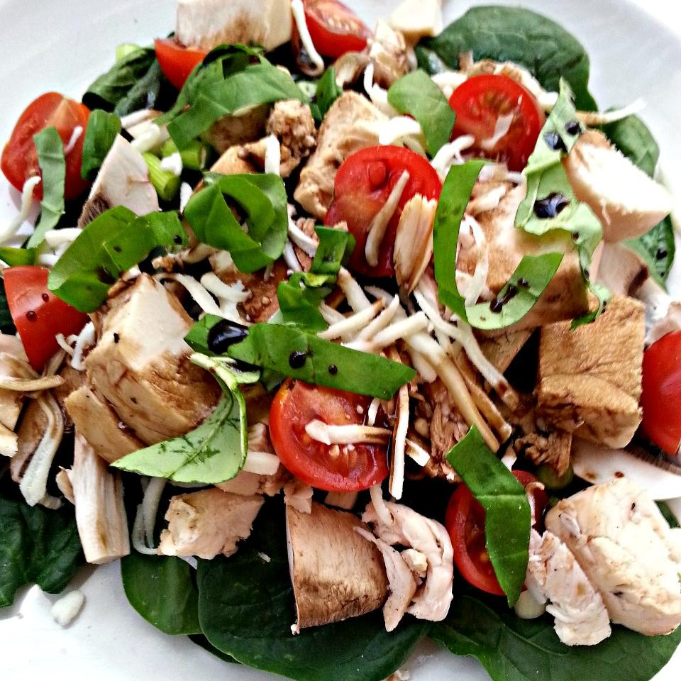 Balsamic Chicken Salad Elizabeth