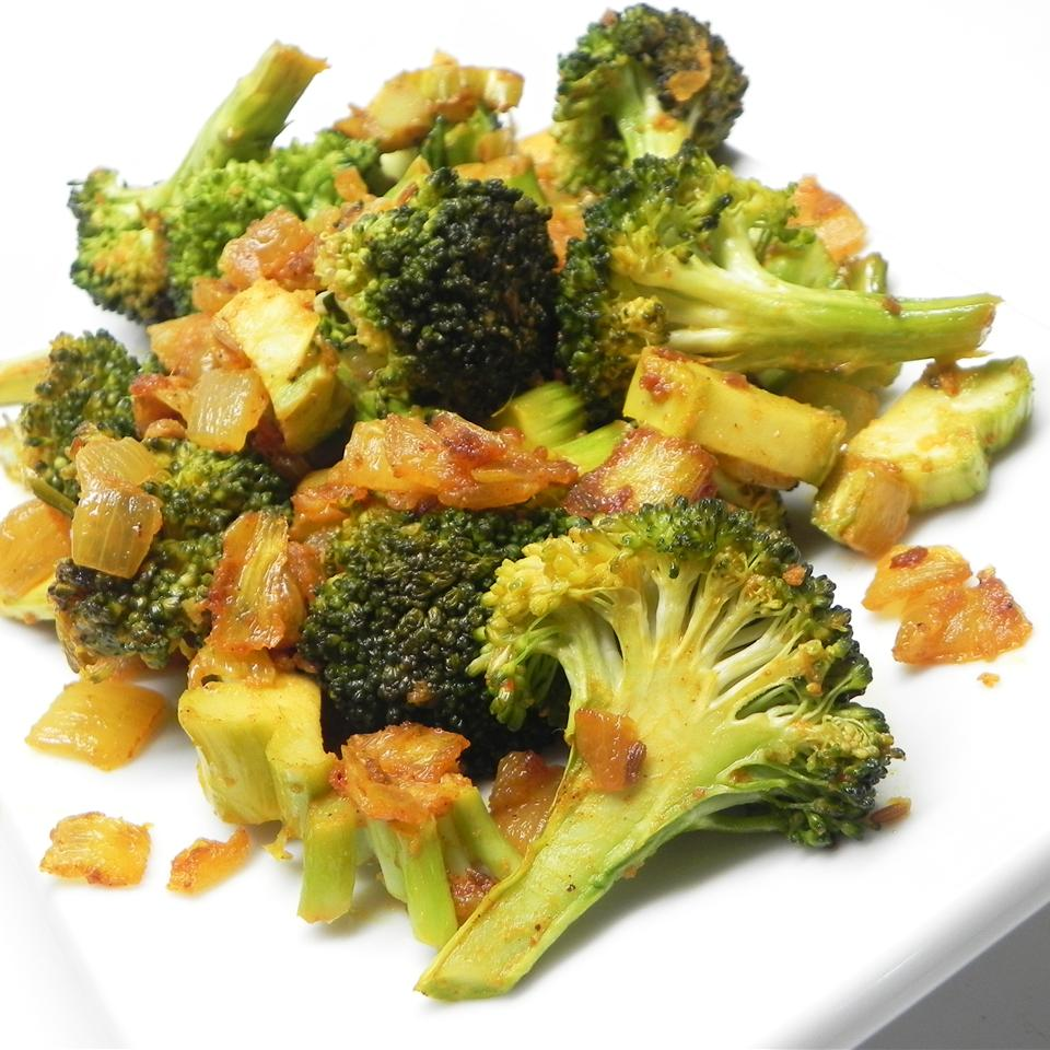 Indian Broccoli Junka Harshada Dhande-Sarode