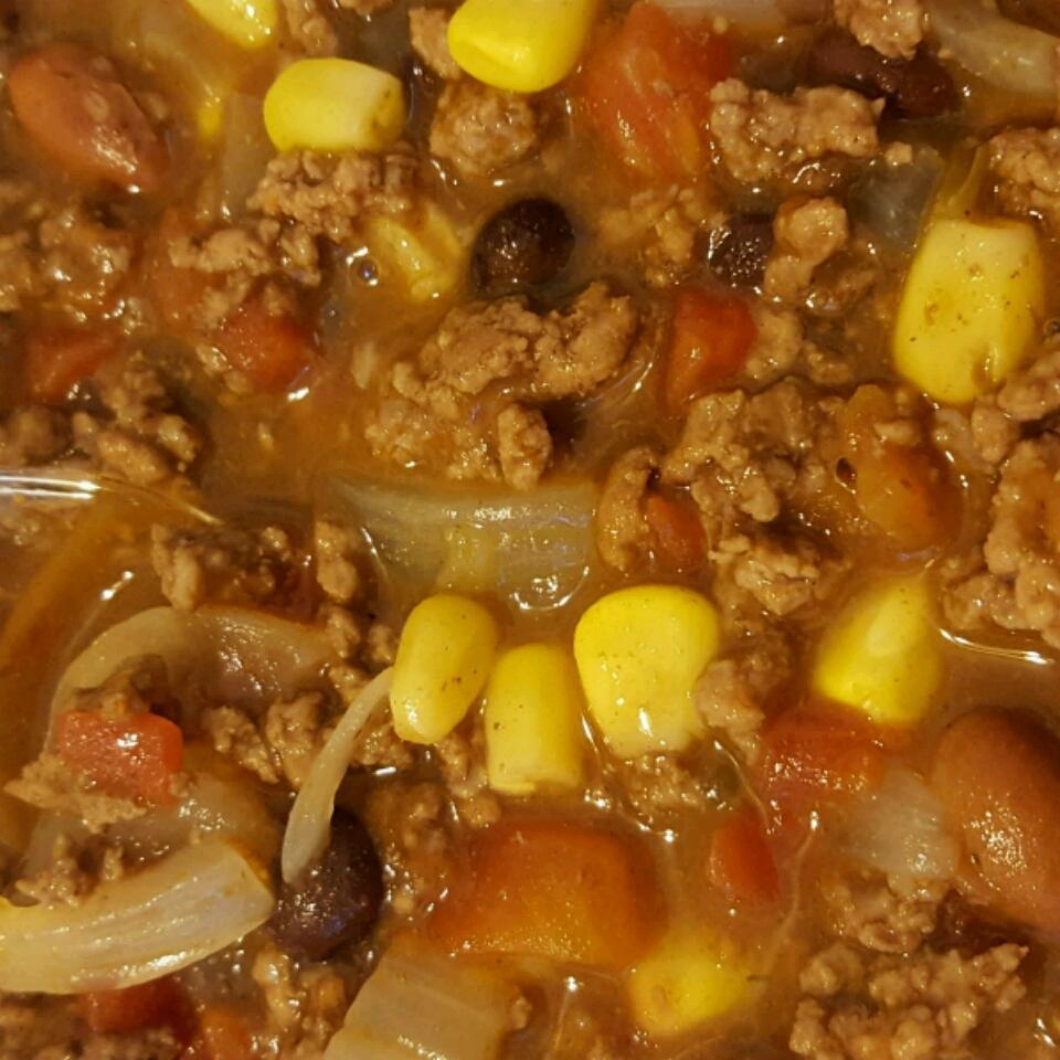 Texas Taco Soup