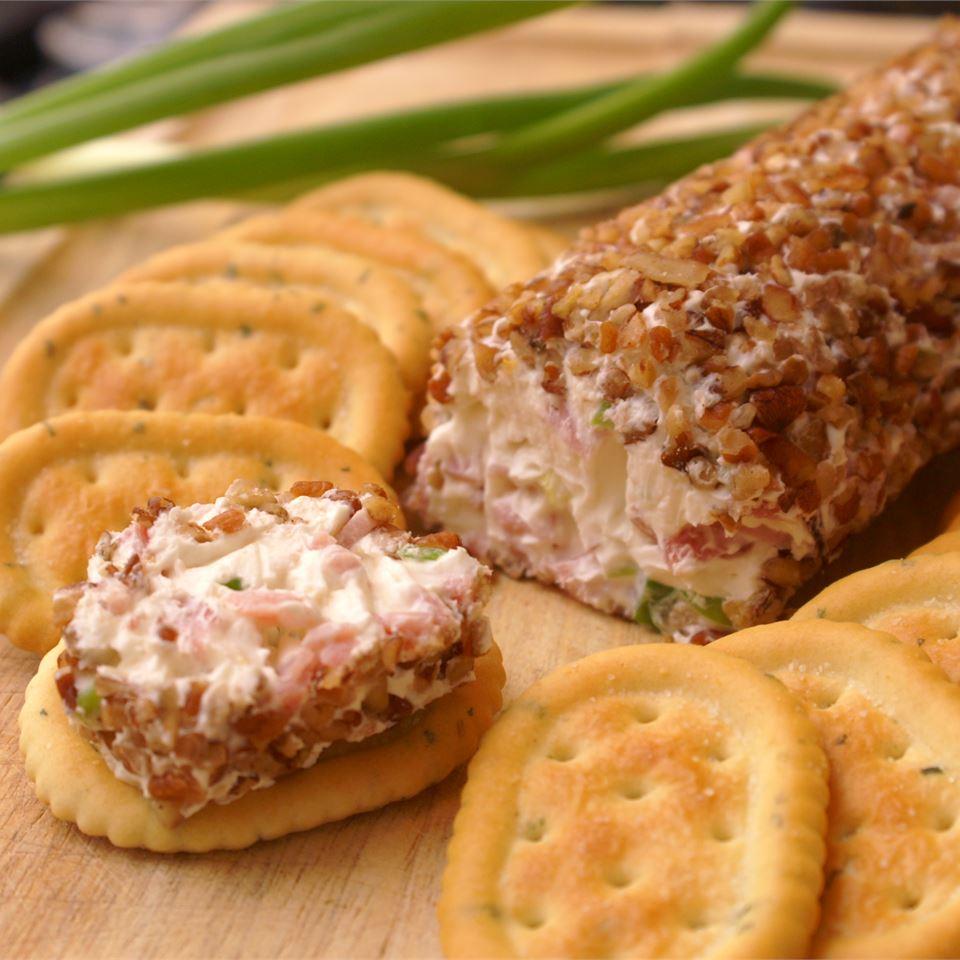 Cream Cheese and Ham Spread Alydia Friend