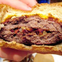 Mom's Legendary Stuffed Hamburgers CPolencheck