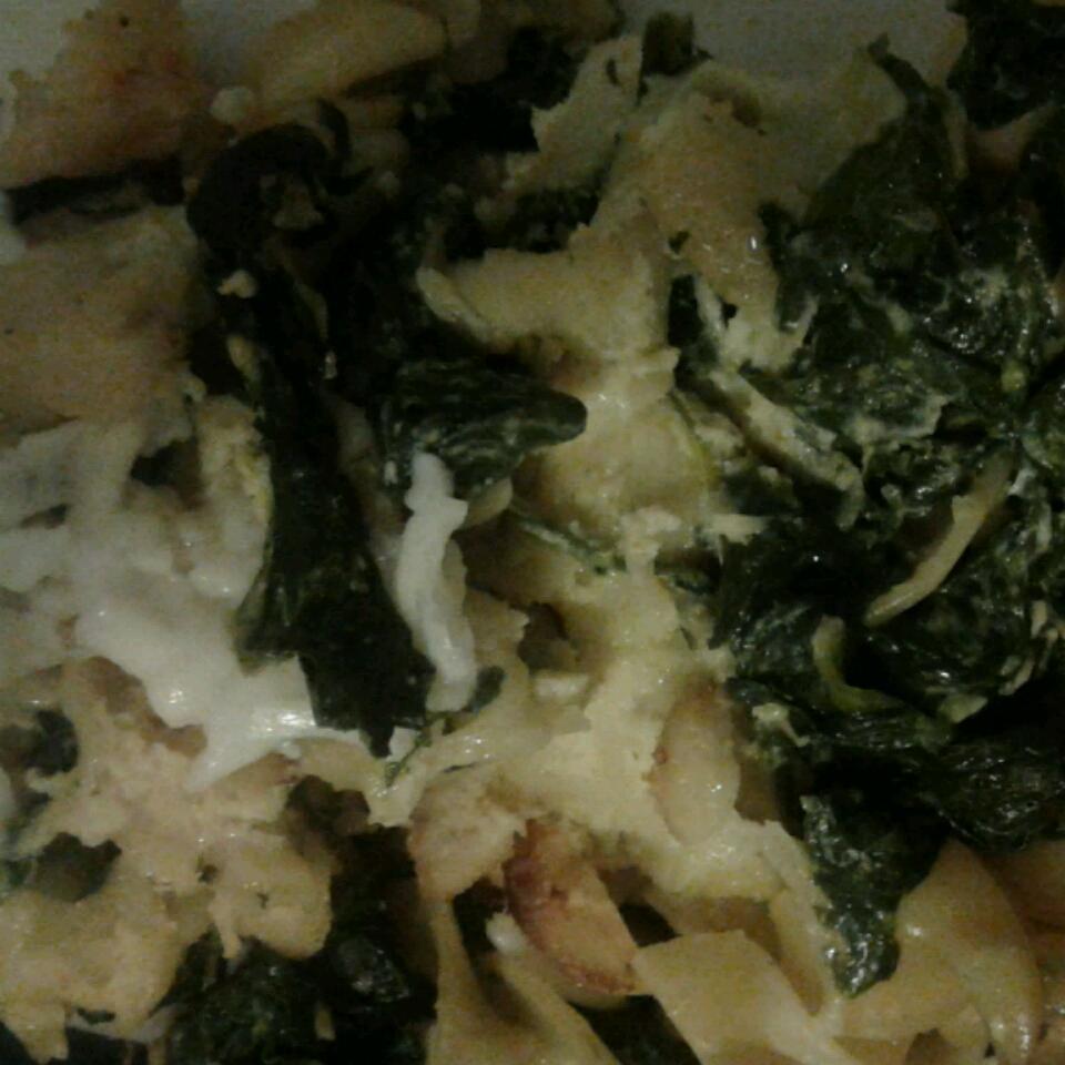 Spinach Kugel Luis N Brandy Giron