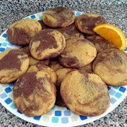 Chocolate Orange Cookies Simone
