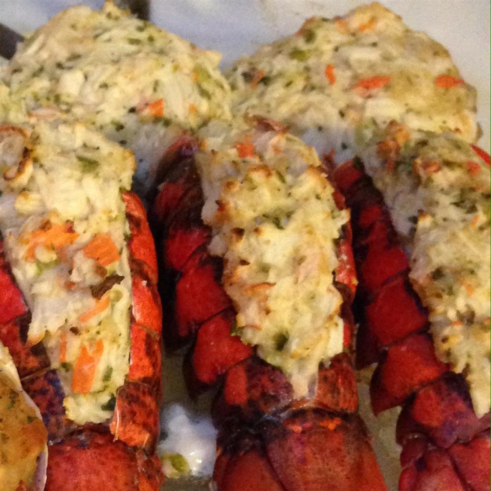 Crab Stuffed Lobster Rayna Kelly