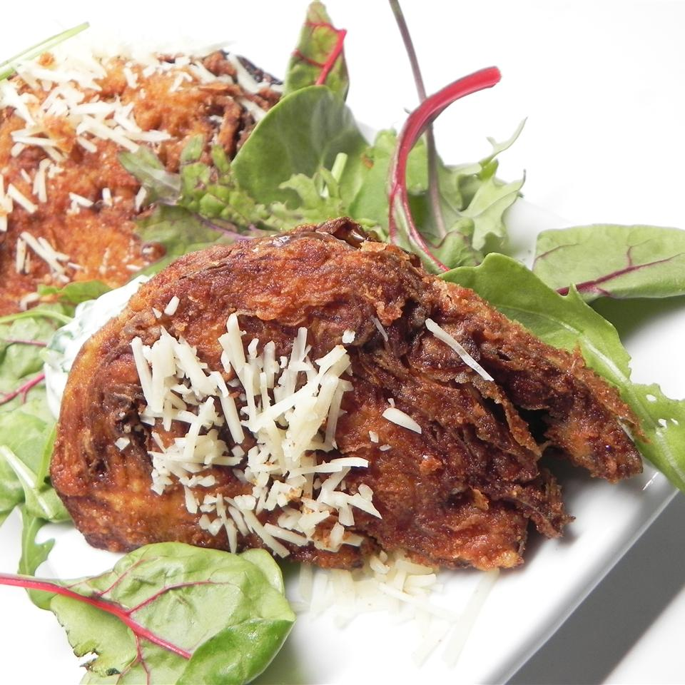 Deep Fried Cabbage pattid