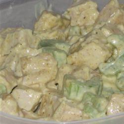 Curry Chicken Salad McBacon
