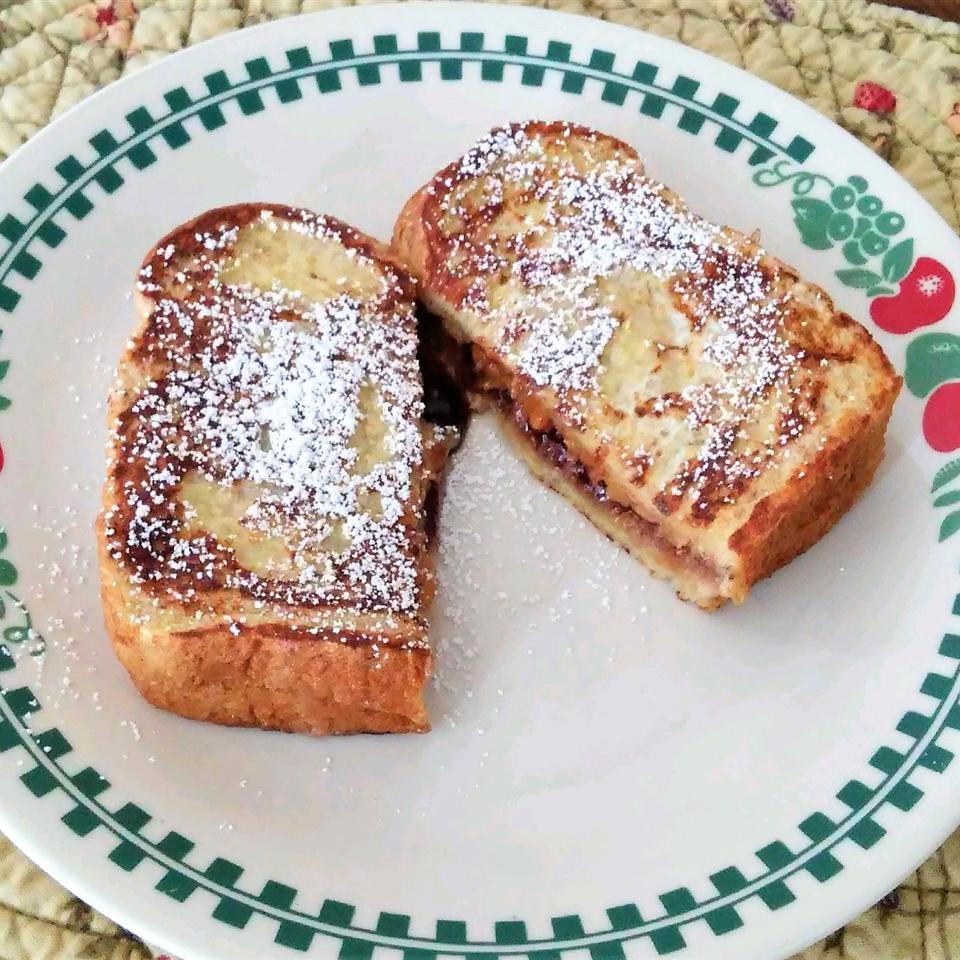 PBJ French Toast