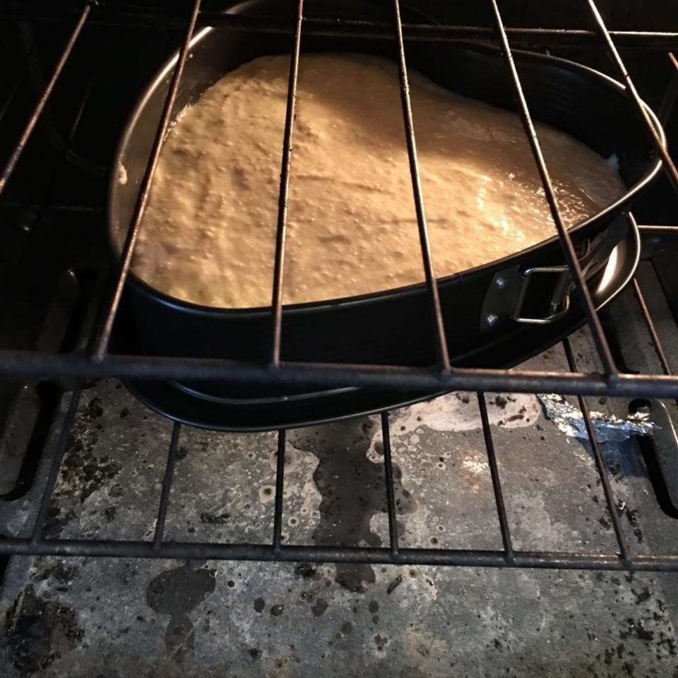 Sicilian Ricotta Cheesecake Alexea Yochum