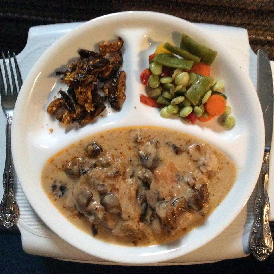 Slow Cooker Chicken Parisienne Yamuna