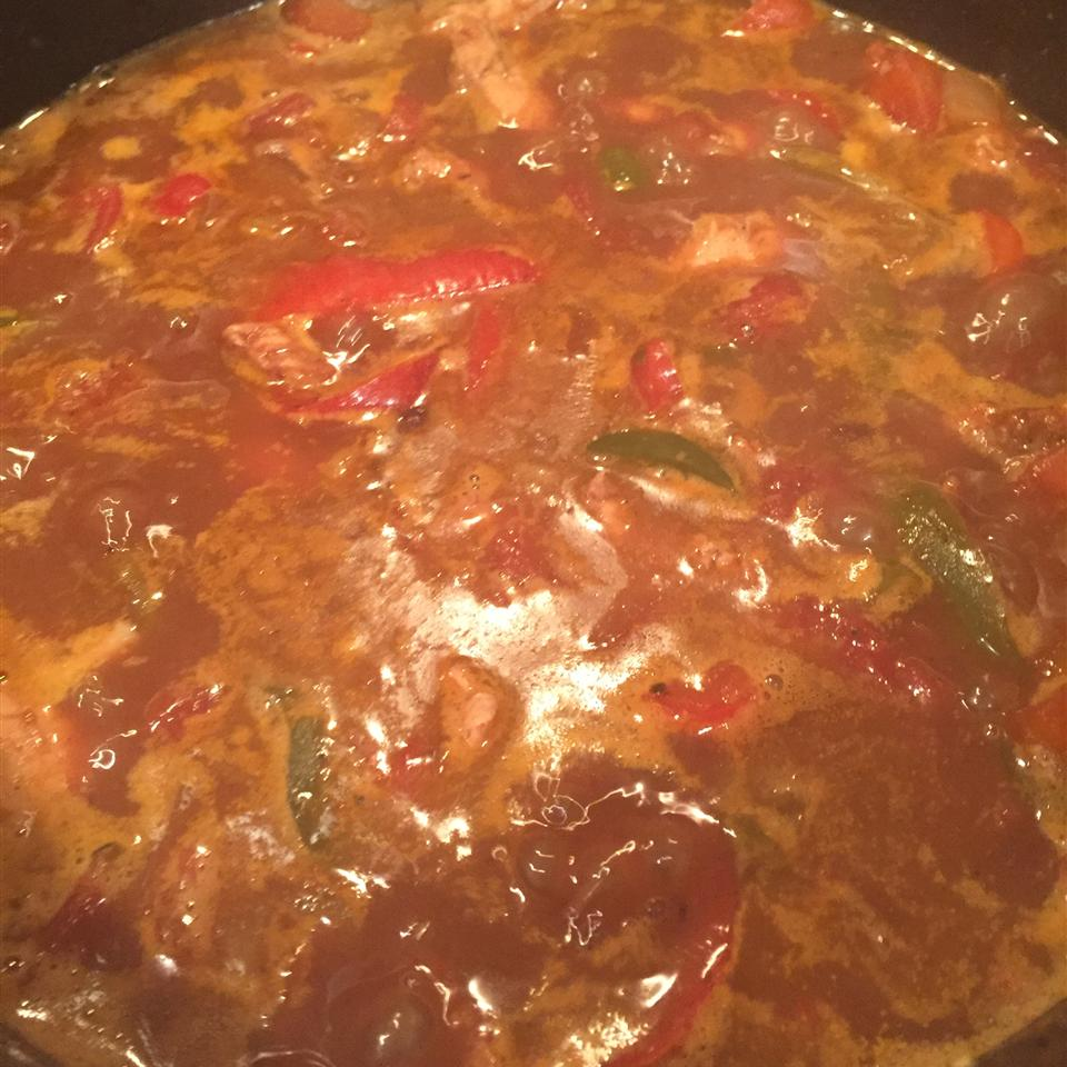 Easy Chicken Fajita Soup Loretta Pittman