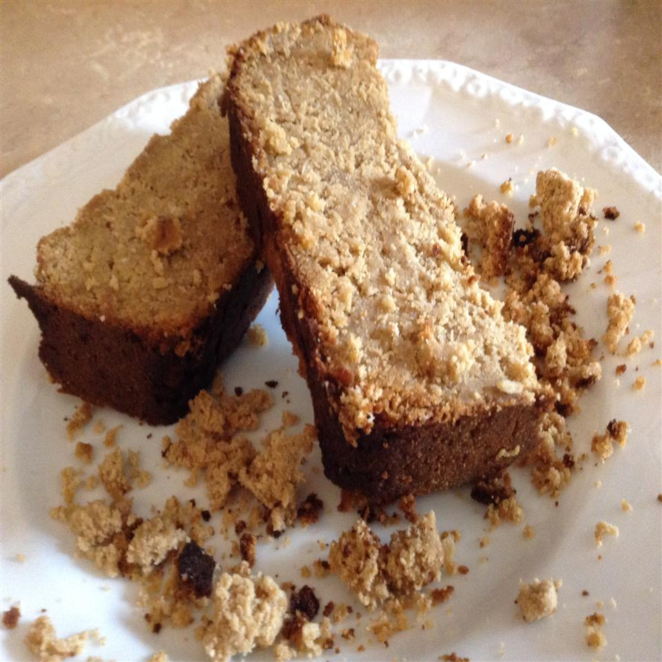 Septuple Coconut Bread