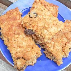 Oatmeal Raisin Cookies VII Scotdog