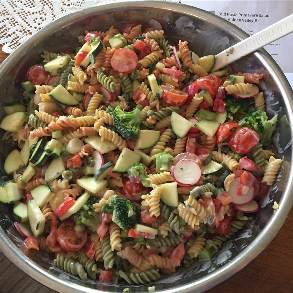 Cold Pasta Primavera Salad from Hidden Valley®