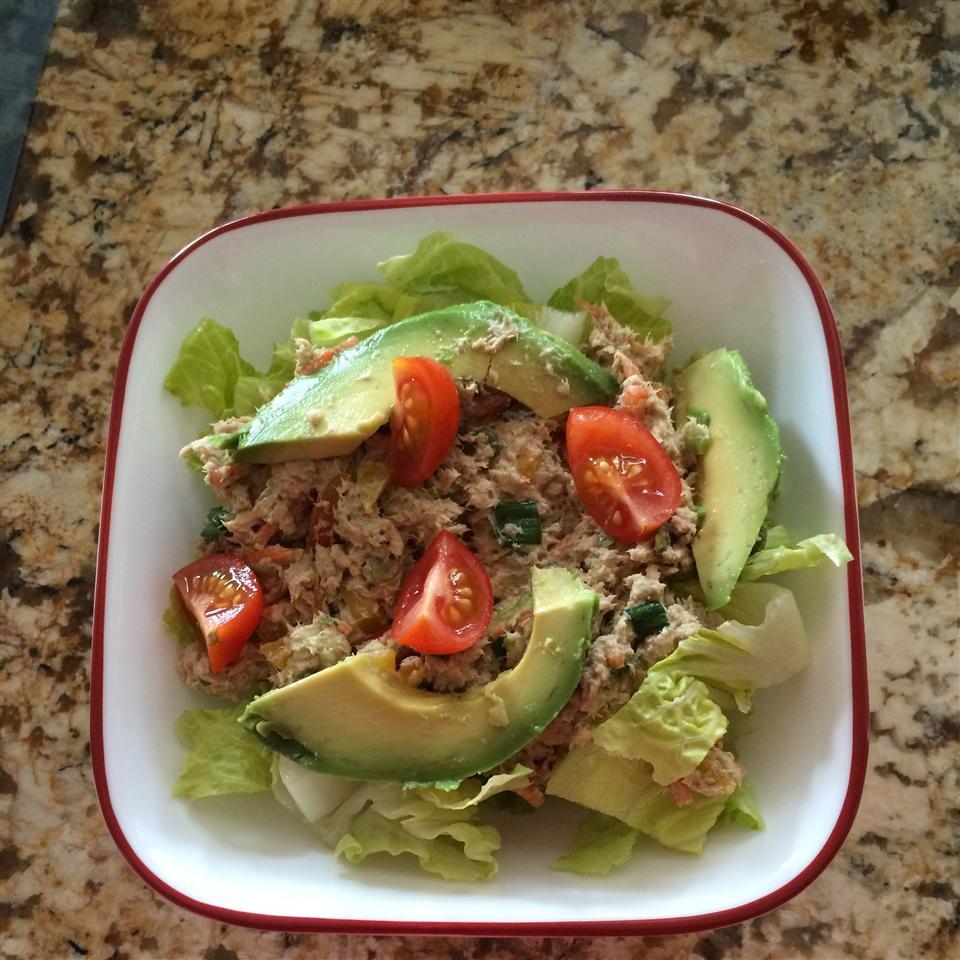 Creamy and Crunchy Tuna Salad Supreme Sharon