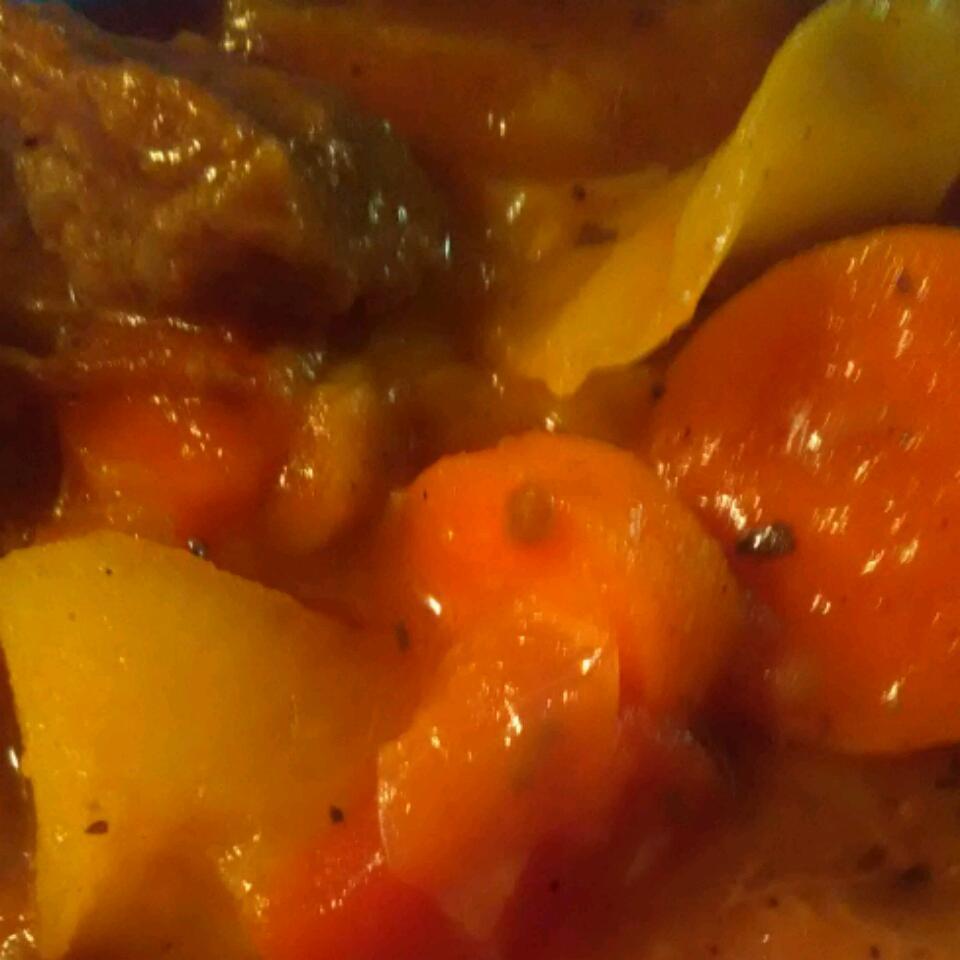 Savory Vegetable Beef Stew Stephanie Nicole