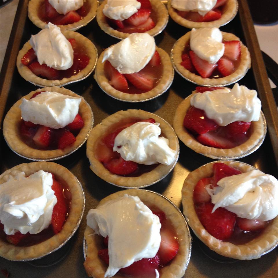 Strawberry Tarts Tommy Irwin