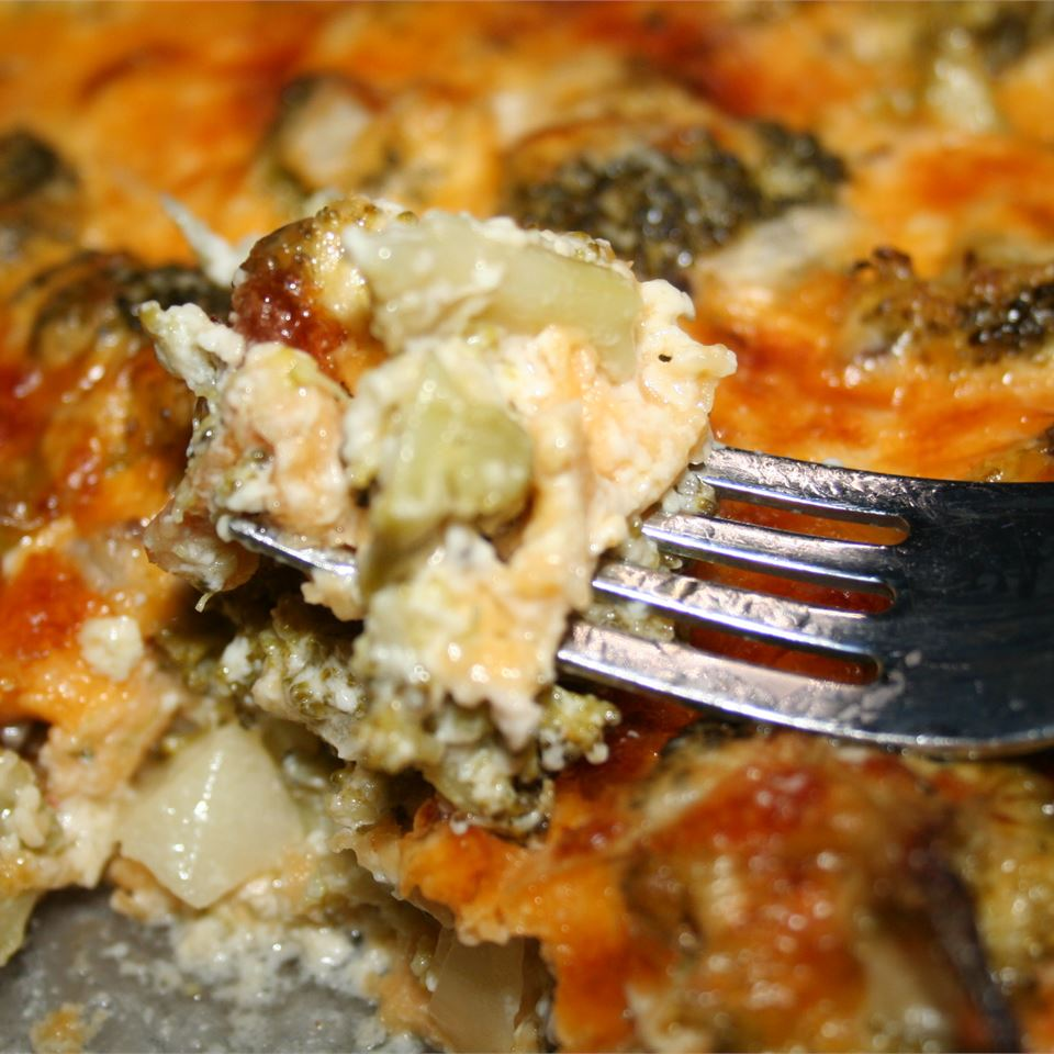 Awesome Broccoli-Cheese Casserole catherlee