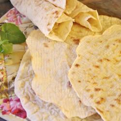 Norwegian Lefse Heather Nemec