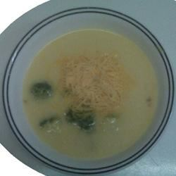 Broccoli Cheese Soup IV wendy