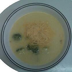 broccoli cheese soup iv recipe