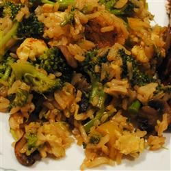 Broccoli and Rice Stir Fry HERCATE