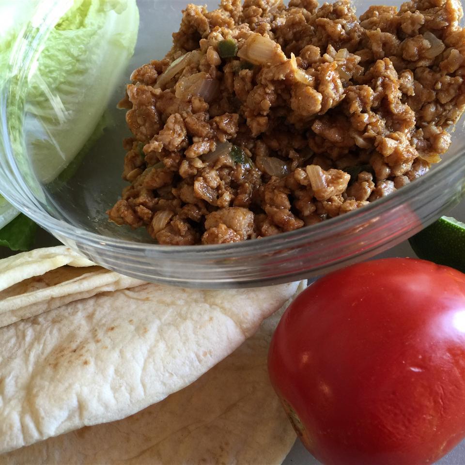Turkey Soft Tacos Amy Lawler