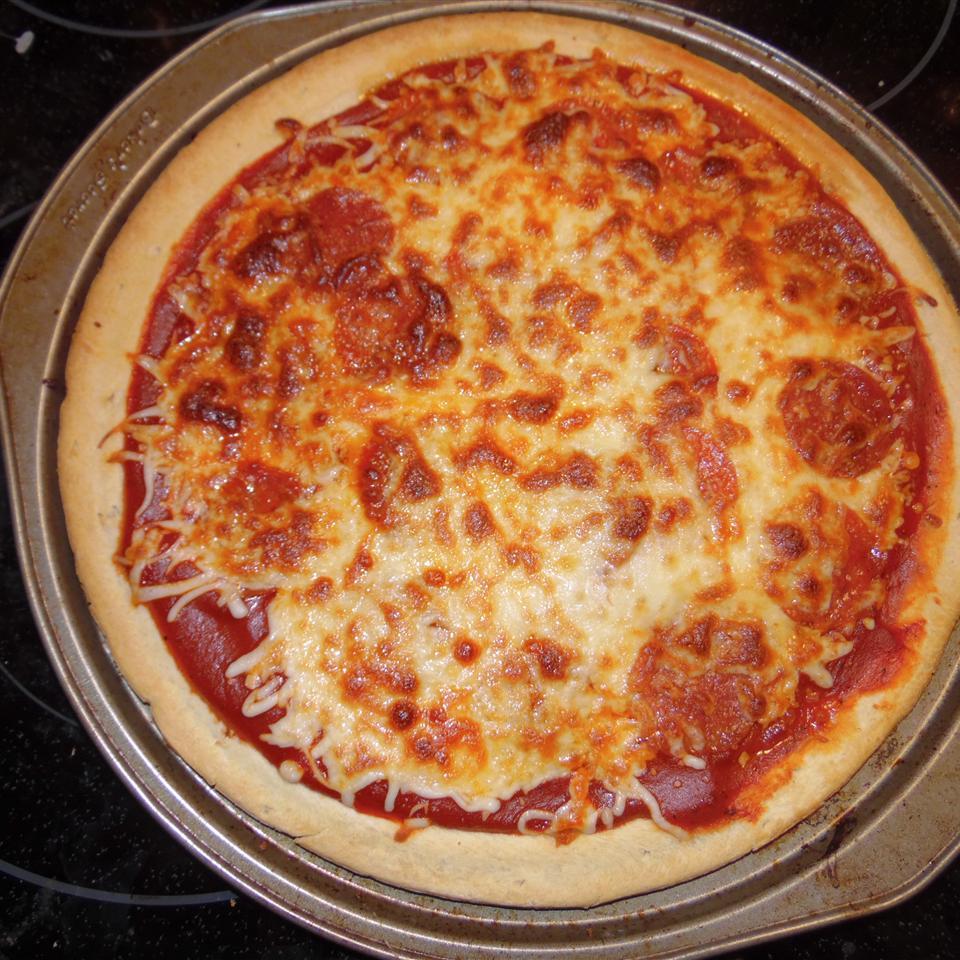 Pizza Supreme Christina Reynolds