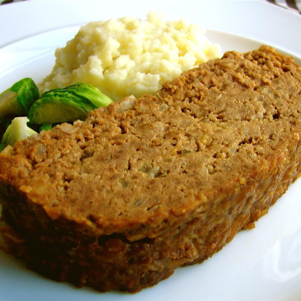Savory Buttermilk Meatloaf Chef John