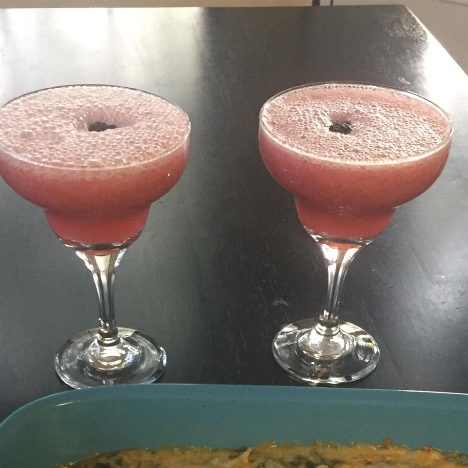 Frozen Raspberry Margaritas sonal