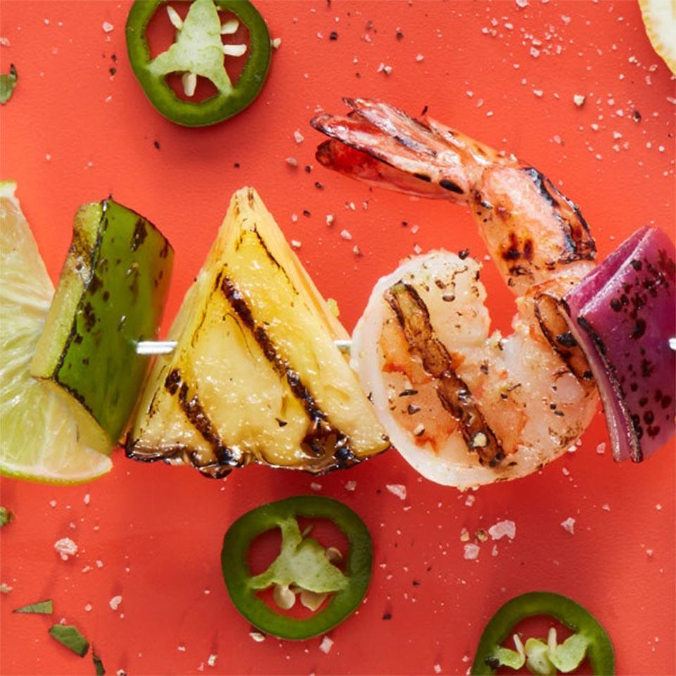 Coconut Shrimp Kabobs Target Test Kitchen