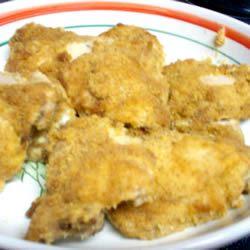 Oven Fried Chicken III Allison