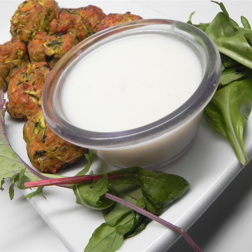 Lebanese Garlic Sauce