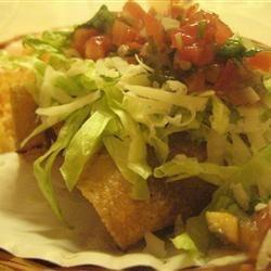 Chicken Taquitos wifeyluvs2cook