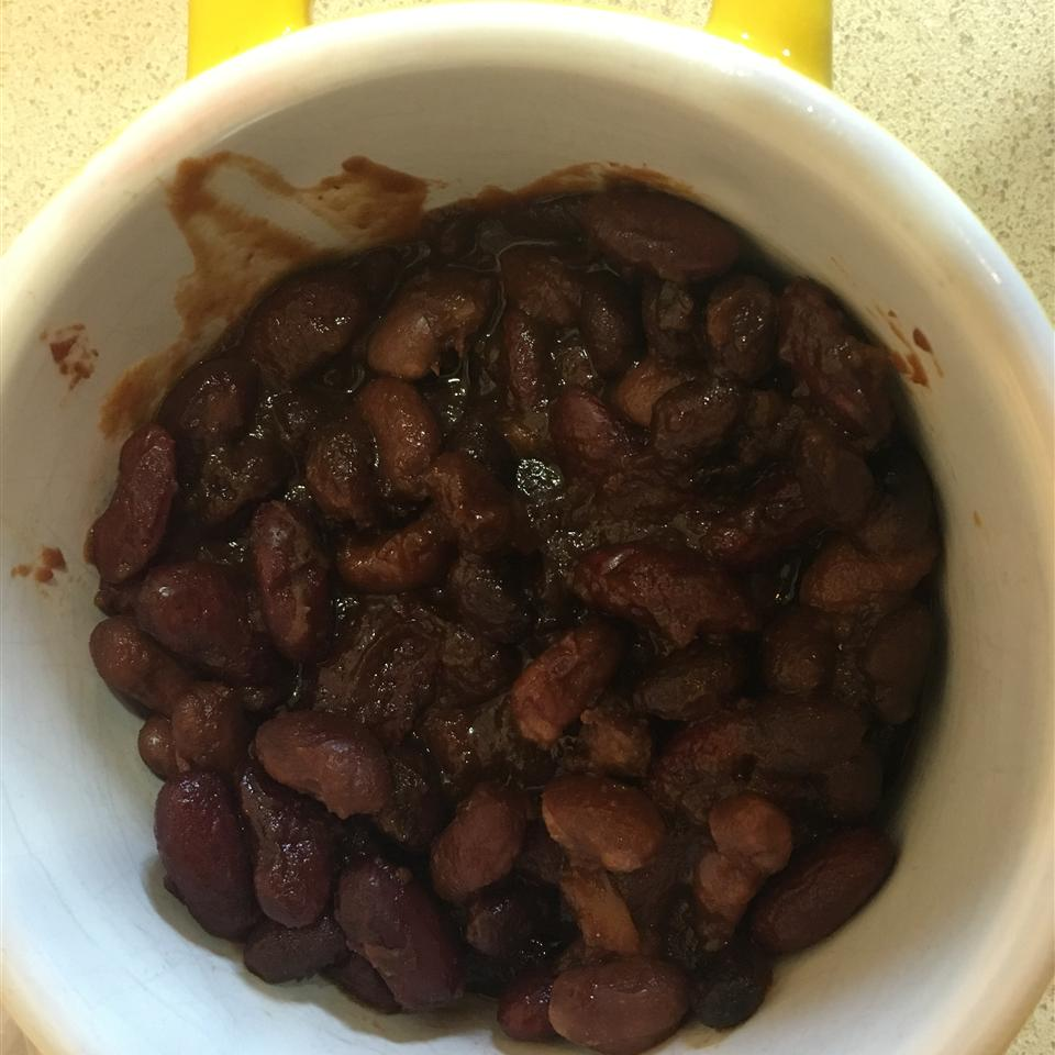 Boston Baked Beans MMMICHELLE