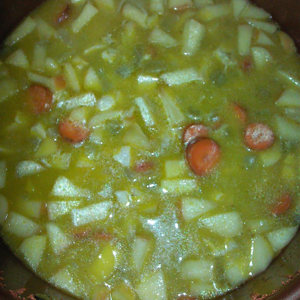Mulligatawny Soup I Ozzy